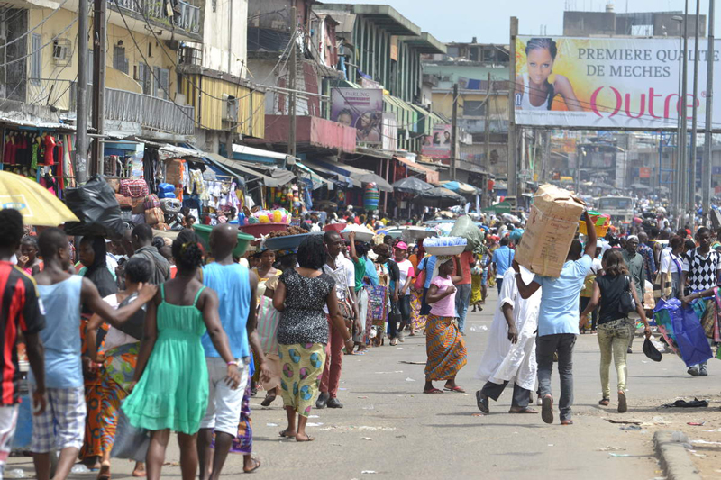 Présidentielle 2020, situation calme à Abidjan à la veille du scrutin 7info  | L'information vue de Côte d'Ivoire